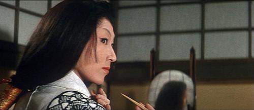 Фотография японской женщины