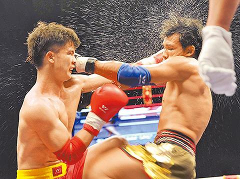 бой бойцов саньда, обучение саньда, китайскому боксу в минске