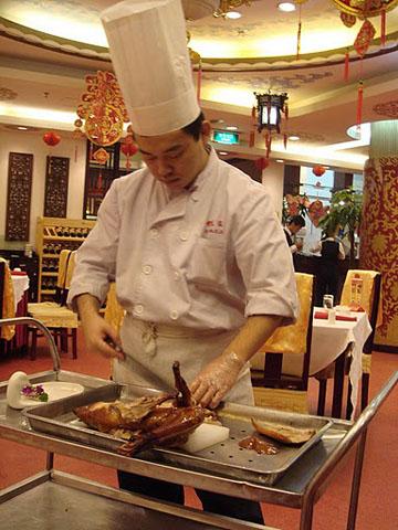Фотография китайского повара