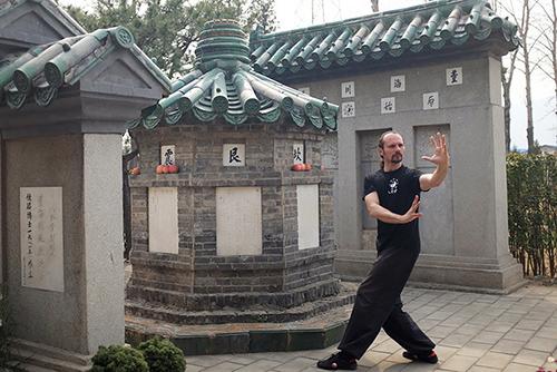 Фотография могила Ли Цзымина