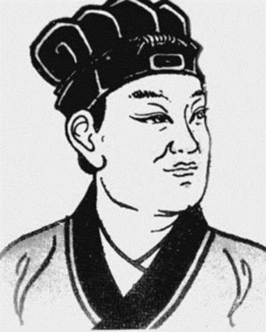 Портрет Цай Лунь