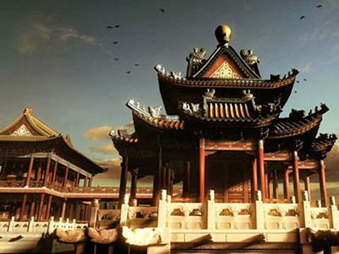 Сад совершенной ясности в Пекине