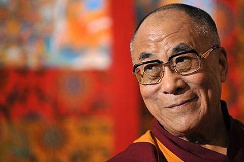 Портрет Далай Ламы
