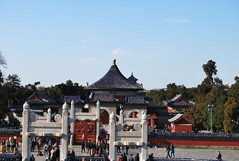 Фотография Храма Неба