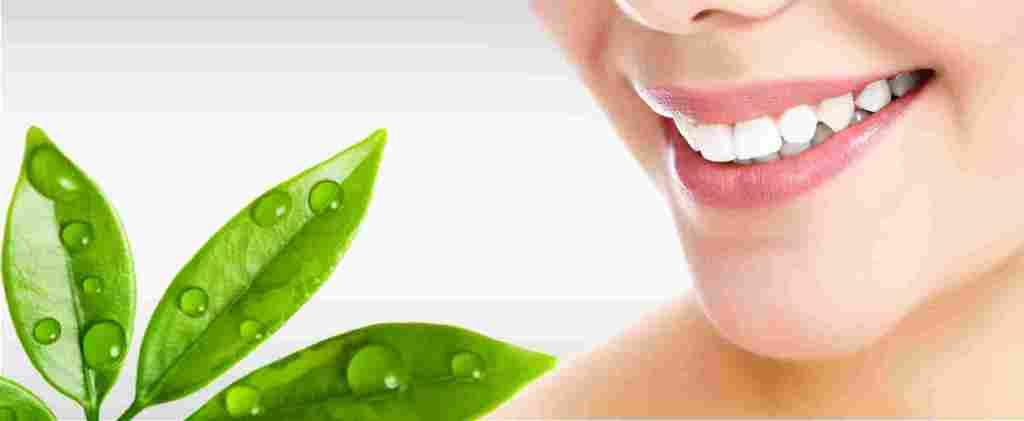 Чай помогает чистоте полости рта