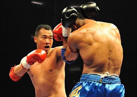 бой бойцов саньда, обучение китайскому боксу в минске