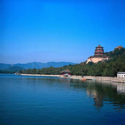 Храм Тайюань на священной горе Утайшань