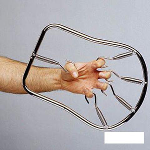 Фотография тренажера для пальцев