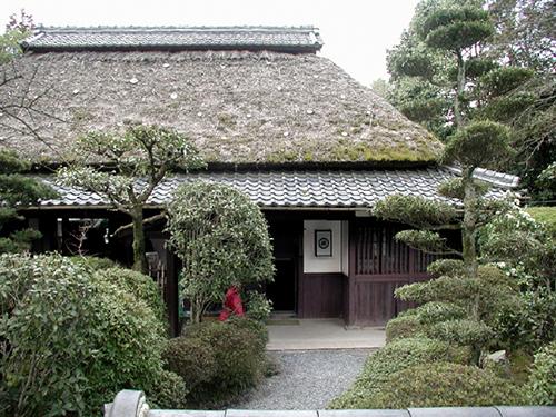 Фотография дома ниндзя
