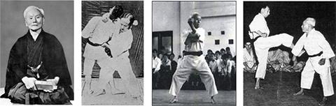 Гитин Фунакоси, отец современного каратэ