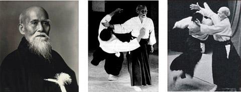 Морихэй Уэсиба, основатель айки-до