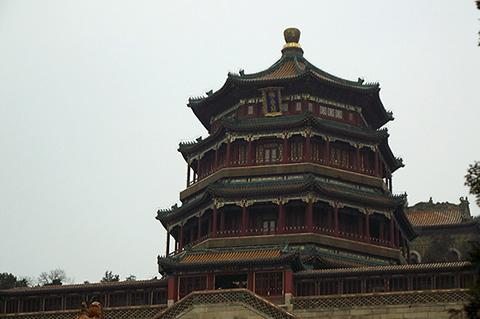 Летний дворец императора