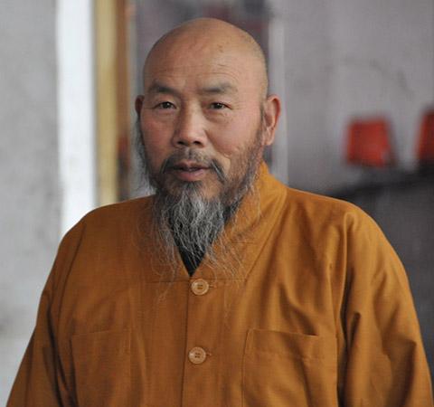 Фотография 67 летнего шаолинского мастера кунг-фу
