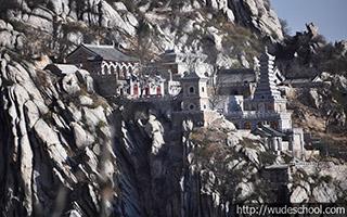 Монастырь Суншань
