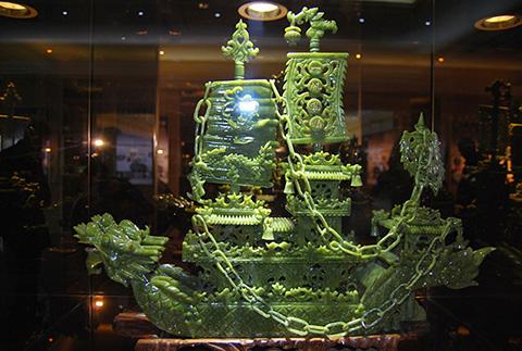 Нефритовый корабль