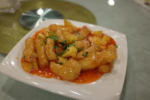 Фотография китайского блюда