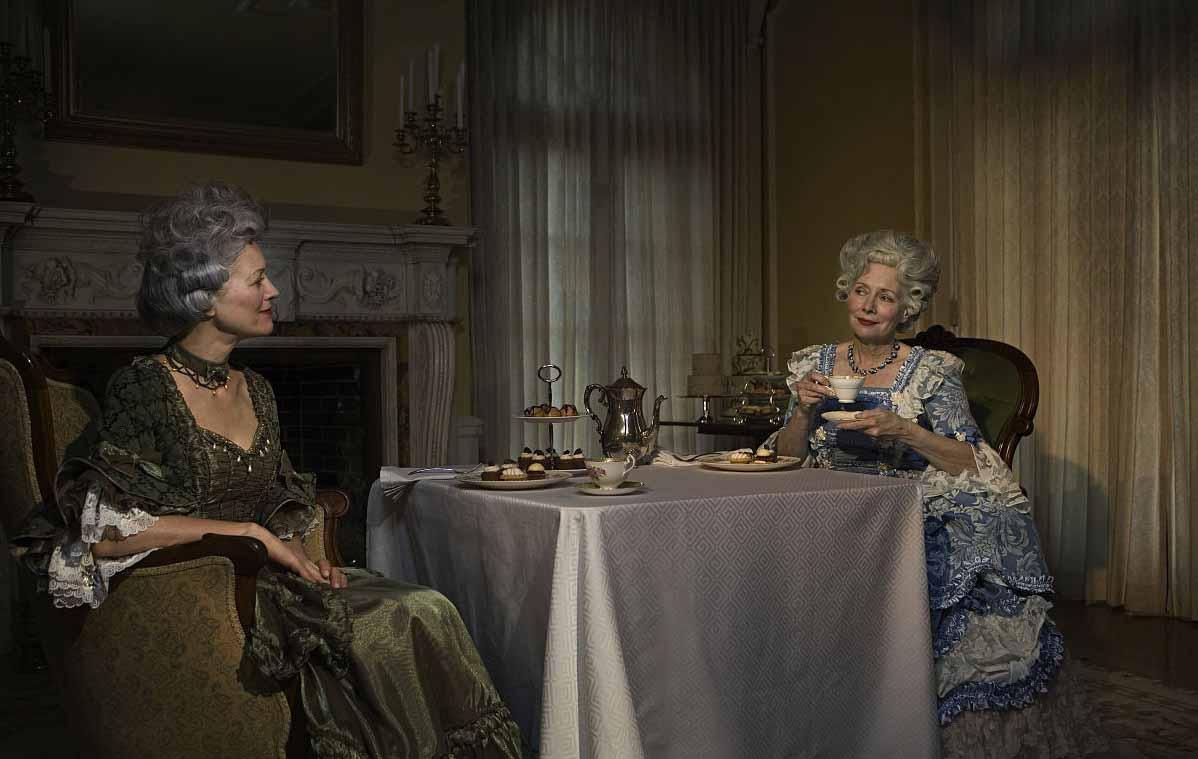 Чай сяочжун при дроре английской королевы