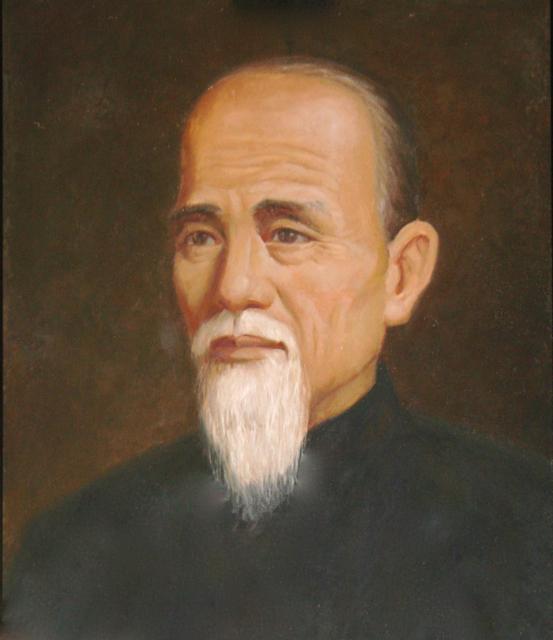 ФОто создателя стиля Цай Ли Фо
