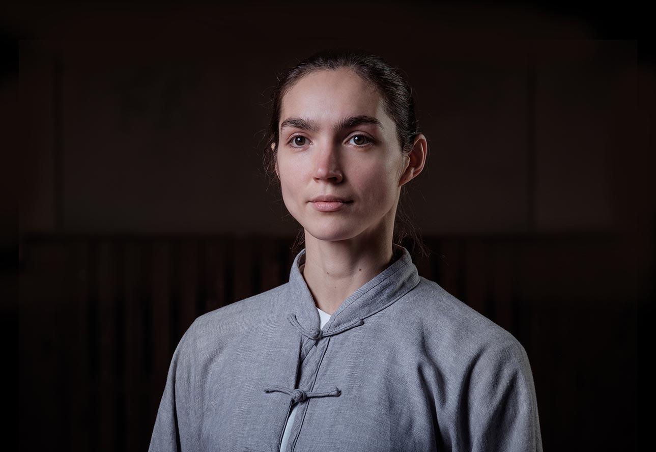 Татьяна Ивашко- мастер кунг фу